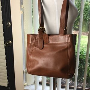 Vintage Coach Waverly Soho Bag #4157